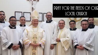 Pray for the Church